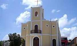 Maxaranguape - Matriz de N.Sra.da Conceição em Maxaranguape-RN-Foto:Vicente A. Queiroz