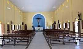 Maxaranguape - Maxaranguape-RN-Interior da Igreja de N.Sra.da Conceição-Foto:Wilson Alcaras
