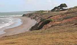 Maxaranguape - Maxaranguape-RN-Praia próximo ao Cabo de São Roque-Foto:Wilson Alcaras