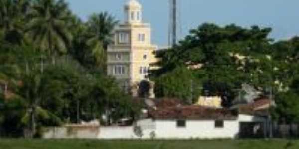 Lagoa e Igreja Matriz, Por MARCELO MAZIM
