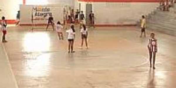 Quadra de Esportes-Foto:blig.ig.com.br