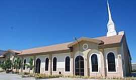 Mossoró - Igreja de Jesus Cristo dos Santos dos Últimos Dias em Mossoró-Foto:Eber Beck