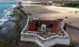 Natal - Natal-RN-Forte dos Reis Magos-Foto:www.praiasdenatal