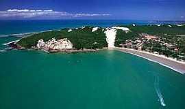 Natal - Natal-RN-Morro do Careca na Praia de Ponta Negra