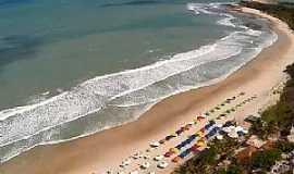 Natal - Natal-RN-Vista a�rea da Praia da Pipa