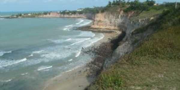 praia de tabatinga, Por magali