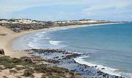 Nísia Floresta - Nísia Floresta-RN-Praia de Búzios-Foto:Marcus Sampaio