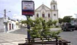 Nova Cruz - Igreja Matriz de N. Sa da Imaculada Concei��o em Nova Cruz, Por Igor