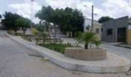 Nova Cruz - pra�a jardim brasilia, Por narciso