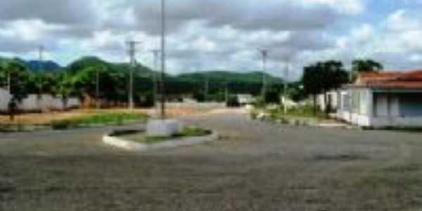 Entrada da Cidade Paraná RN, Por Serginho Nascimento