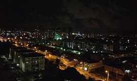 Parnamirim - Parnamirim-RN-Vista noturna da cidade-Foto:Dedé de Zé Luca
