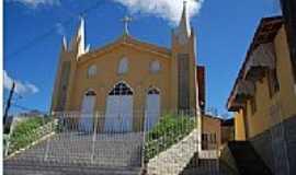 Itarantim - Itarantim-BA-Igreja de Santo Antônio-Foto:itarantimonline.