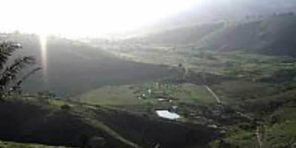 Itarantim-BA-Regi�o vista da Serra-Foto:Xaverloo