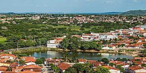 Imagens da cidade de Passa e Fica - RN