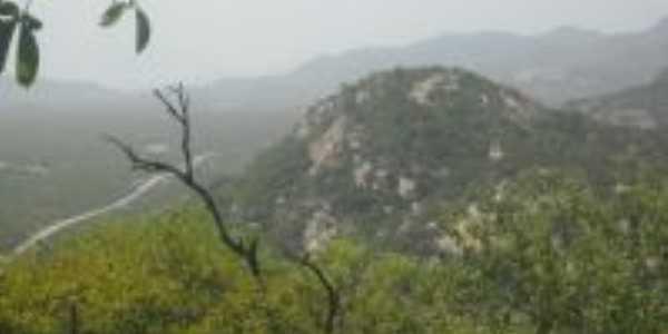 paisagens de Triunfo Potiguar , Por rafaela felix de medeiros