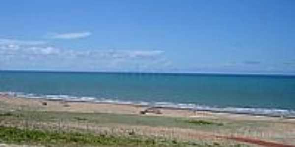 Praia Pedra Grande.