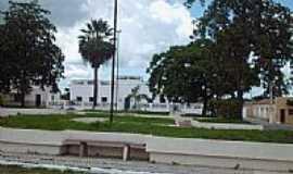 Pedro Avelino - Praça da Matriz-Foto:Aliata Oliveira