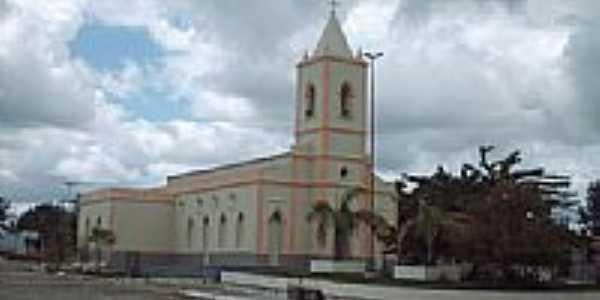 Igreja Matriz-Foto:Aliata Oliveira