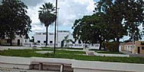 Praça da Matriz-Foto:Aliata Oliveira