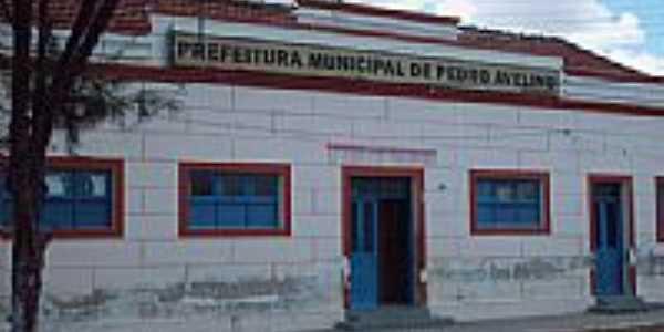 Prefeitura Municipal-Foto:Aliata Oliveira