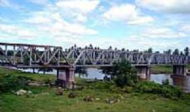 Pedro Velho - Antiga ponte ferrovi�ria
