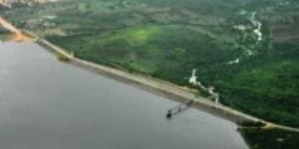 Barragem -, Por Jailson Cruz