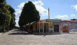 Portalegre - Portalegre-RN-Rua Antônio de Freitas-Foto:Walter Leite