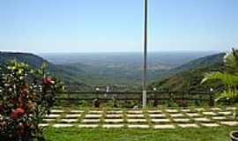 Portalegre - Vista da Serra de Portalegre-Foto:Iano Flávio Maia