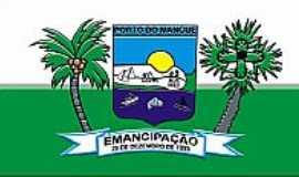 Porto do Mangue - Porto do Mangue-RN-Bandeira da cidade