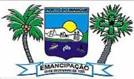 Porto do Mangue - Porto do Mangue-RN-Brasão do Município