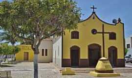 Porto do Mangue - Porto do Mangue-RN-Igreja de N.Sra.Auxiliadora-Foto:Joserley Carlos