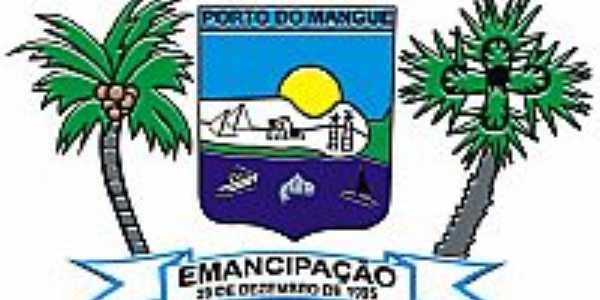 Porto do Mangue-RN-Brasão do Município