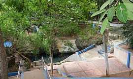 Pureza - Pureza-RN-Área de camping e scadaria para o rio-Foto:pureza.rn.