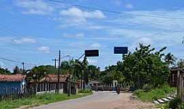 Pureza - Pureza-RN-Entrando na cidade-Foto:pureza.rn.