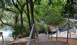 Pureza - Pureza-RN-Escadaria para o rio-Foto:pureza.rn.