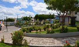 Pureza - Pureza-RN-Praça central-Foto:pureza.rn