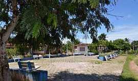 Pureza - Pureza-RN-Pracinha em Pureza-Foto:pureza.rn.