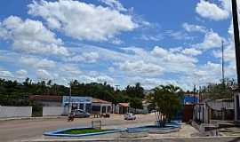 Pureza - Pureza-RN-Pracinha no centro-Foto:pureza.rn.
