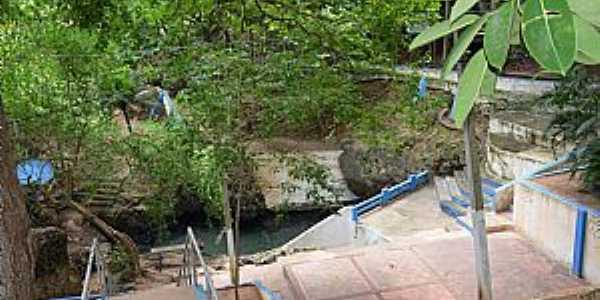 Pureza-RN-Área de camping e scadaria para o rio-Foto:pureza.rn.