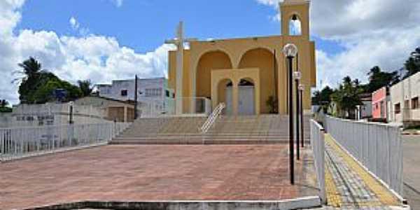 Pureza-RN-Igreja de N.Sra.da Pureza-Foto:pureza.rn