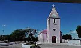 Rafael Godeiro - Igreja Católica em Rafael Godeiro-Foto:Dedé de Zé Luca