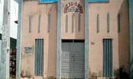 Rafael Godeiro - Igreja de Cristo-Foto:magalhães jaime