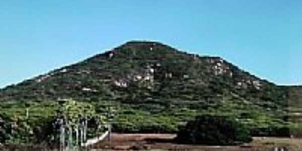 Serra Redonda em Rafael Godeiro-Foto:Dedé de Zé Luca