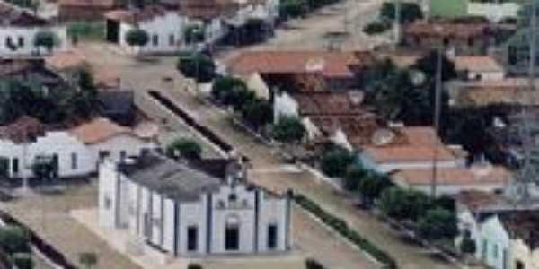 Vista aérea de Riacho de Santana , Por Ronaldo Fontes
