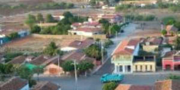 Rodolfo Fernandes vista do alto-Foto:rayanne carvalho
