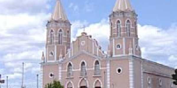 Matriz de Sant�Ana-Foto:Vicente A. Queiroz