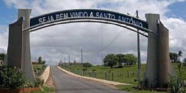 Imagens da cidade de  Santo Antônio - RN
