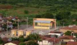 São Bento do Trairi - Visão Aérea da Praça de Eventos, Por Pedro Henrique da Silva Costa.