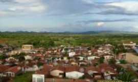 São Bento do Trairi - Visão Aérea da Cidade., Por Pedro Henrique da Silva Costa.
