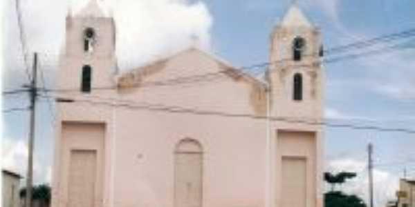 igreja matriz, Por jose ivanecio soares leite